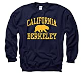 California-Berkeley Golden Bears Adult Arch and Logo Crewneck Sweatshirt