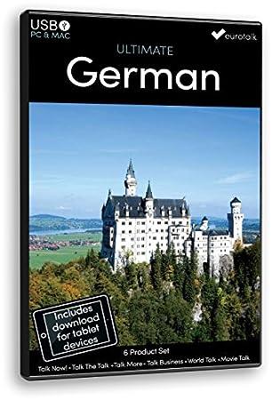 Ultimate German (PC/Mac)