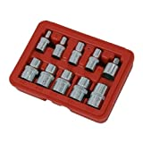 Star E-Socket Set - 10pc X Pack Of 4