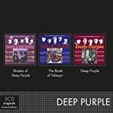 Shades of Deep Purple / The Book of Taliesyn / Deep Purple (Coffret 3 CD)par Barry