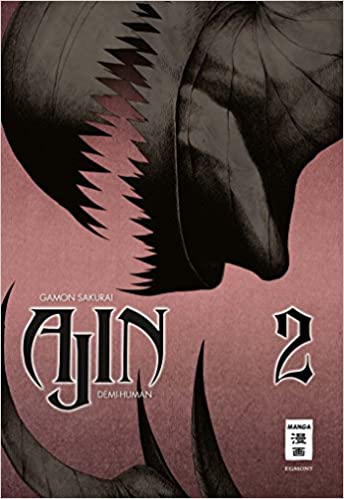 Ajin - Demi-Human, Band 2