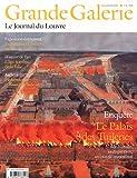 echange, troc Henri Loyrette, Collectif - Grande Galerie, N° 16, juin/juillet/ : Le Palais des Tuileries : Son histoire, sa disparition, un puzzle reconstitué
