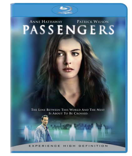 Cover art for  Passengers [Blu-ray]