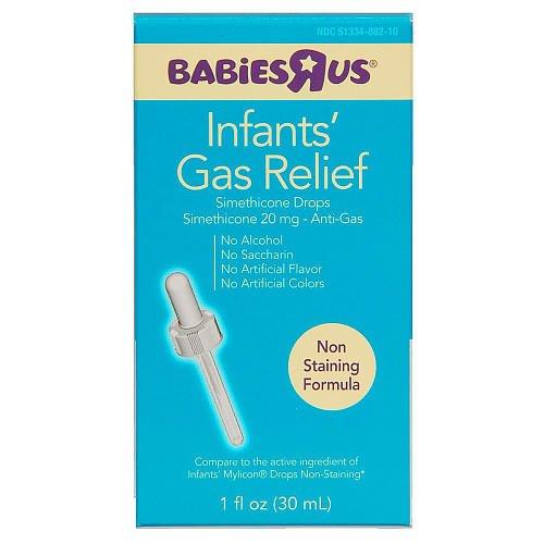 Infant Gas X front-1076795
