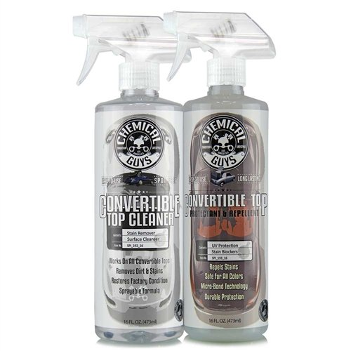 chemical-guys-hol-996-convertible-top-cleaner-and-convertible-top-protectant-kit-16-oz-2-items