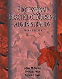 img - for Professional Practice Of Nursing Administration 3rd Edition (Hardcover) book / textbook / text book