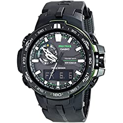Casio Pro Trek Analog-Digital Men's Sport Watch