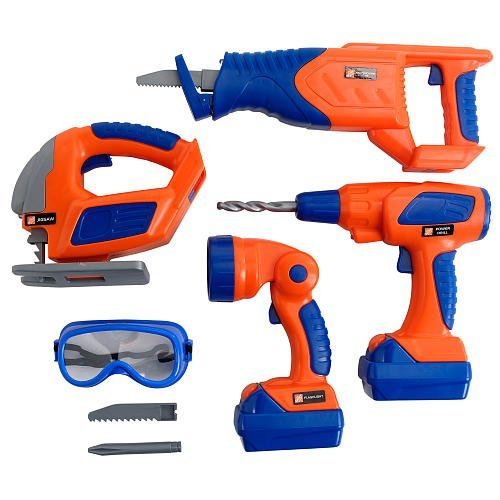 Home Depot Power Drill Toy