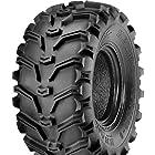 Kenda K299 Bear Claw Tire - Front/Rear - 25x10x12 , Tire Size: 25x10x12, Rim Size: 12, Position: Front/Rear, Tire Ply: 6, Tire Type: ATV/UTV, Tire Construction: Bias, Tire Application: Mud/Snow 23862014