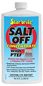 Star Brite Salt Off Protector with PTEF, 32-Ounce