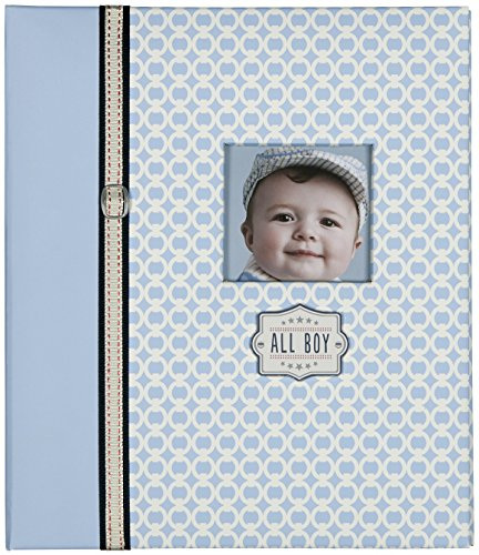 C.R. Gibson Loose Leaf Memory Book, All Boy