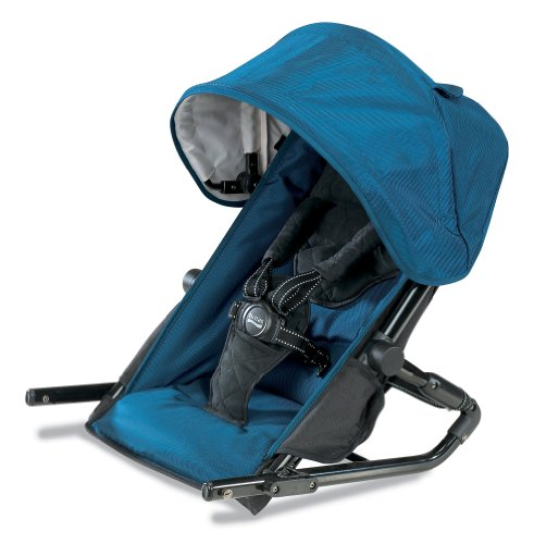 Britax B-Ready Stroller Second Seat, Navy front-872478