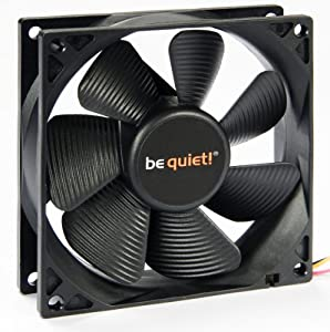 be quiet! Silent Wings PURE Ventilateur 92mm