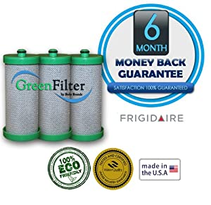 Frigidaire PureSource WF1CB, RF100, SWF1CB, WFB, Sears Kenmore 9910 Compatible Water Filter 3 Pack