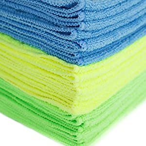 Zwipes Microfiber Cleaning Cloths, 36-Pack by Zwipes