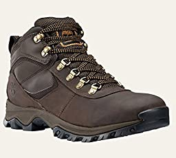 Timberland Men\'s Mt. Maddsen Hiker Boot,Brown,11.5 M US