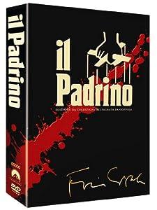 Il Padrino Trilogia (Ed. Restaurata) (5 Dvd) [Italia]