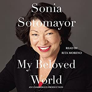My Beloved World Audiobook