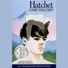 Hatchet (       UNABRIDGED) by Gary Paulsen Narrated by Peter Coyote