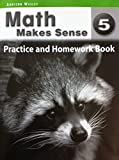 Math Makes Sense 5 Practice and Homework Book