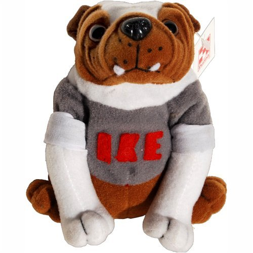 Purina Ike the Dog Bean Bag Plush