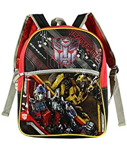 "Transformers Autobots 15"" Backpack by Transformers"