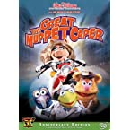 The Great Muppet Caper Anniversary Edition DVD