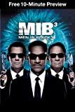 10 Minute Preview: Men In Black 3