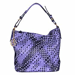 Abrazo Creations - Designer Tote Handbag for Women - Purple
