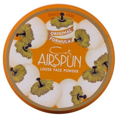 (3 Pack) COTY Airspun Loose Face Powder - Translucent Extra Coverage