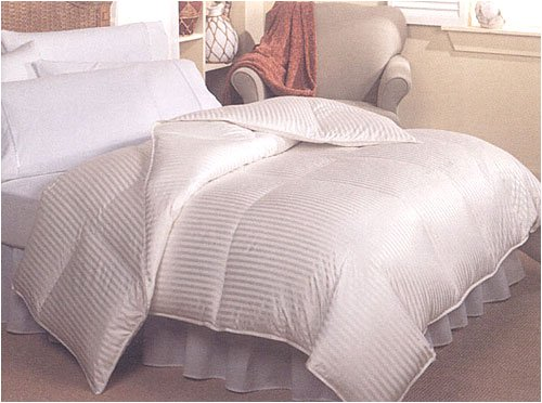 Royal Hotel 900TC Silk Goose Down Queen comforter 50oz., Queen