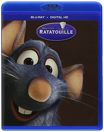 Blu-ray : Ratatouille (Repackaged, Dubbed, , Digital Theater System, Dolby)