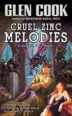Cruel Zinc Melodies (Garrett, P.I.)