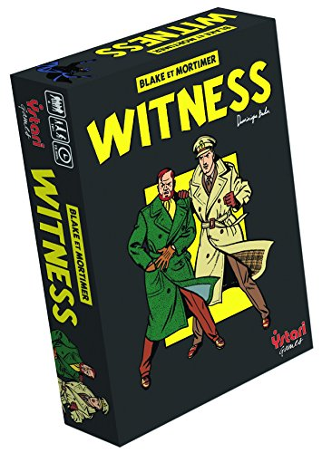 Blake et Mortimer : Witness