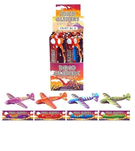 48-x-dinosaur-polystyrene-dino-gliders-wholesale-bulk-buy-toy
