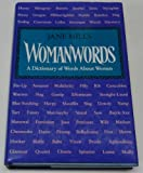 Womanwords (0029214955) by Jane Mills