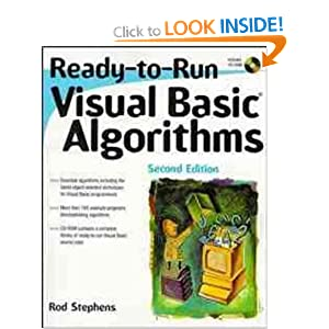 Visual Basic Algorithms