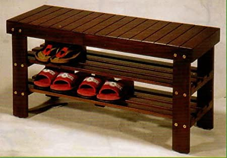 Plans A Shoe Rack Bench PDF Woodworking