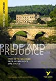 """Pride and Prejudice"" (York Notes Advanced)"
