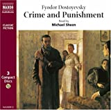 F. M. Dostoevsky Crime and Punishment (Classic Fiction)