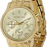 Image of Michael Kors Women's Quartz Watch Ritz Chronograph MK5676 with Metal Strap