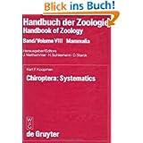 Handbuch der Zoologie /Handbook of Zoology. Eine Naturgeschichte der Stämme des Tierreiches /A Natural History...