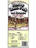 Baxter State Park/Katahdin Map (0899331955) by Delorme