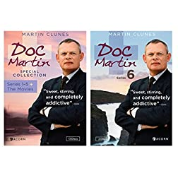 Doc Martin Bundle Package