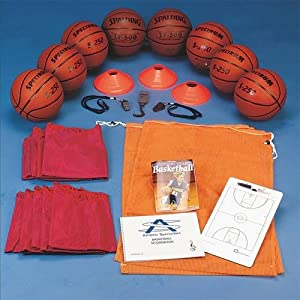 Basketball Team Pack, Official by S&S Worldwide