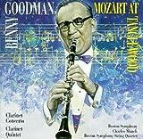 Benny Goodman:Mozart at Tanglewood