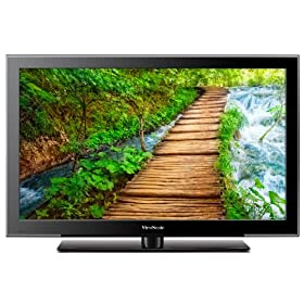 ViewSonic VT3210LED 32-Inch HD LED TV, Black