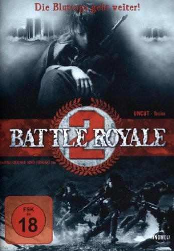 BATTLE ROYALE 2 [IMPORT ALLEMAND] (IMPORT) (DVD)