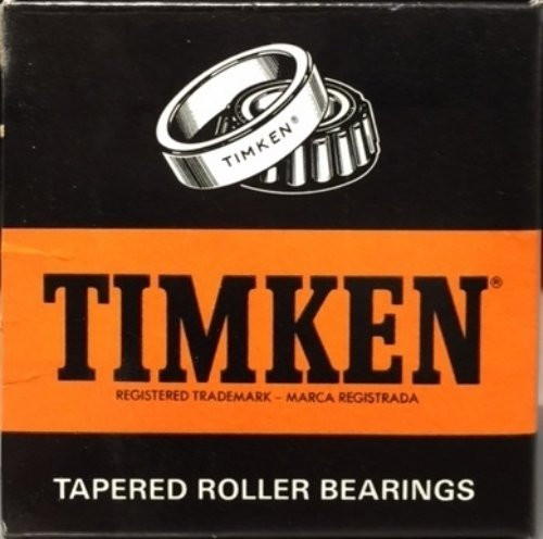 Timken 5578 Tapered Roller Bearing, Single Cone, Standard Tolerance, Straight Bore, Steel, Inch, 2.1250