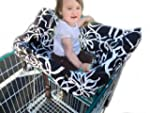 2 in 1 shopping trolley cart & high c...